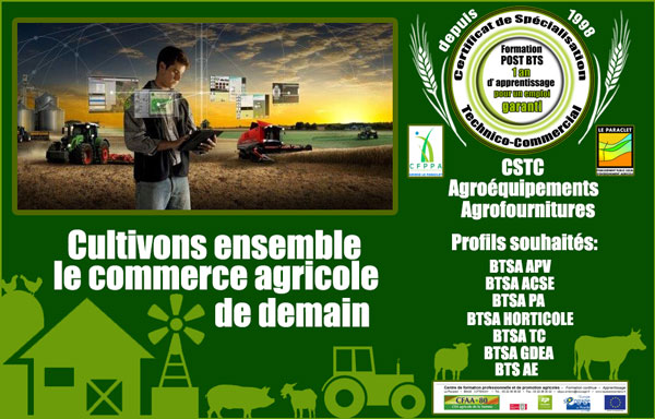 Formation-CS-Technico-commercial-Agroéquipements-Agrofournitures-CFPPA-Le-Paraclet-Amiens