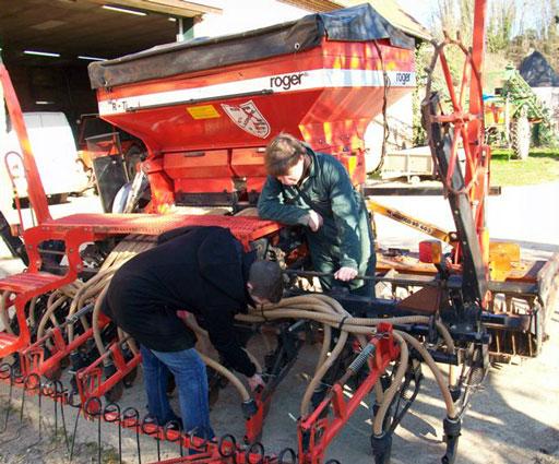 Maintenance mat riel agricole formation metier agricole - Salon du materiel agricole ...